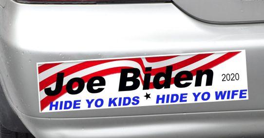Joe Biden's 2020 Campaign Slogan Draws Criticism