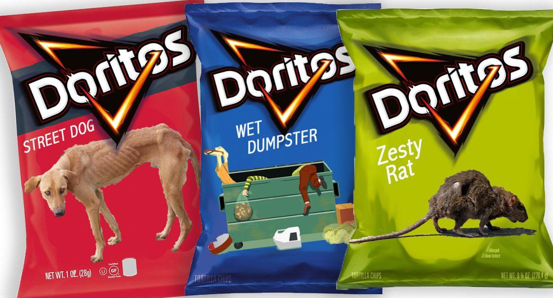 Doritos Launches New Socialist Flavors