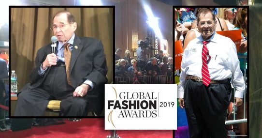 Jerry Nadler Named Finalist For 2019 Fashion Icon Award