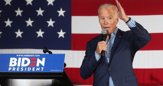Joe Biden Reassures Americans He Would Bludgeon Them With Higher Taxes If Elected