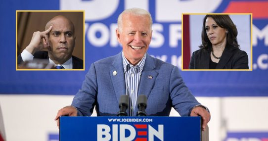 Despite Pressure From The Left, Joe Biden Continues To Be White