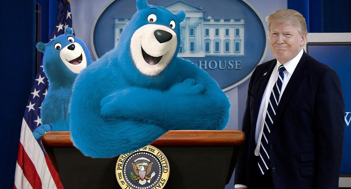 Trump Appoints The Charmin Bears To Head EPA