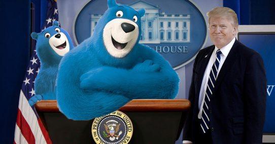 Trump Appoints The Charmin Bears To Head EPA