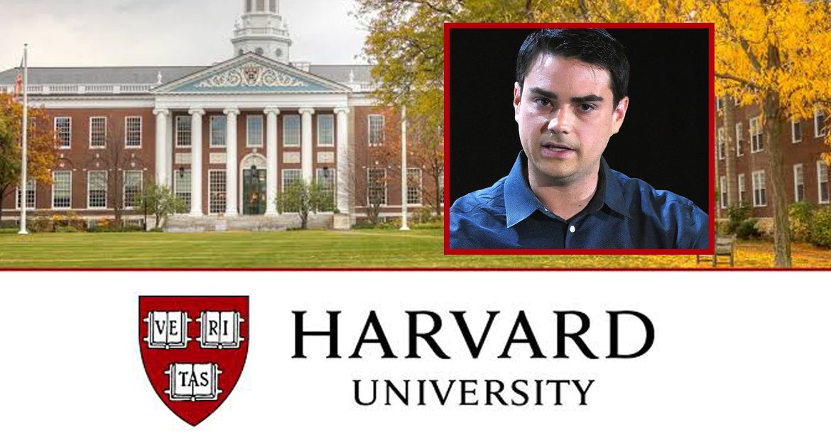 Unable To Void His Degree, Harvard Asks Ben Shapiro To Forget Everything He Learned There