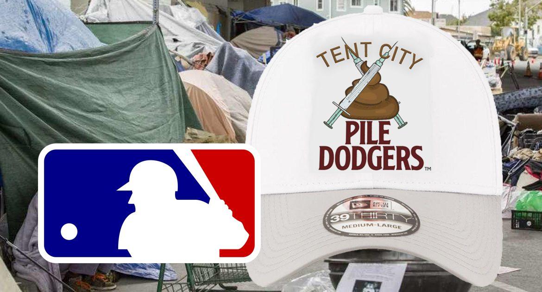 Large Homeless Encampment Lands Major League Baseball Team