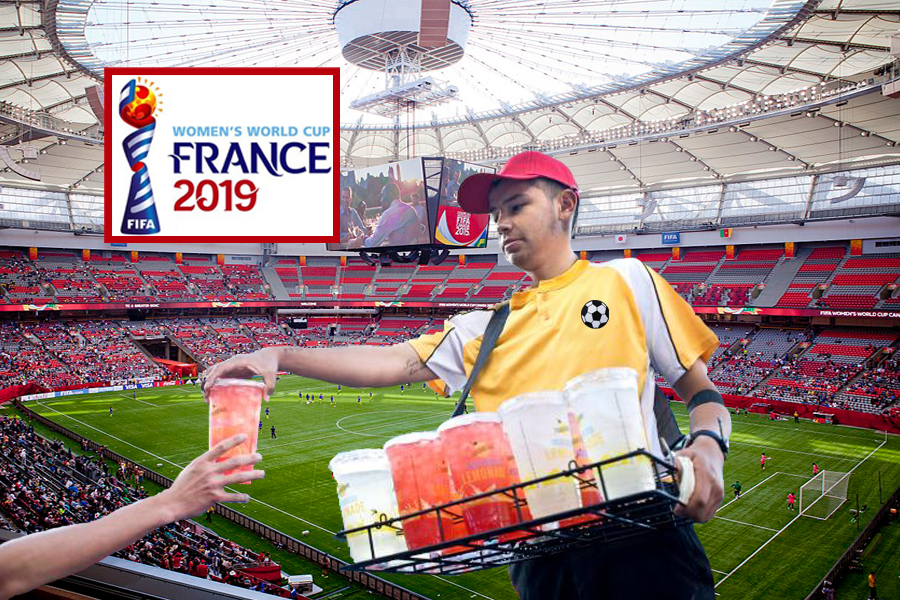 Report: Male Concessions Worker Made Slightly More During World Cup Than Women Players