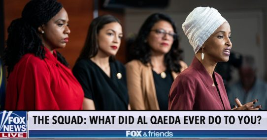Ilhan Omar To Americans: 'What Did Al Qaeda Ever Do To You?'