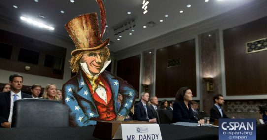 Yankee Doodle To testify as Democrats Demand Clarification On Where He Stuck Feather