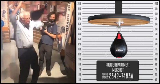 Speed Bag That Attacked Bernie Sanders Brought Up On Hate Crime Charges