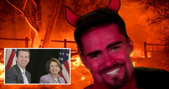 Satan Himself Finally Agrees to Move to California After More Accommodations Were Made to His Liking