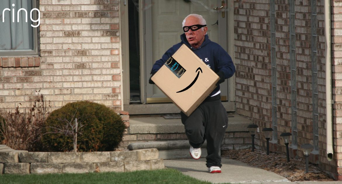 Vermont Police on Lookout for Package Thief
