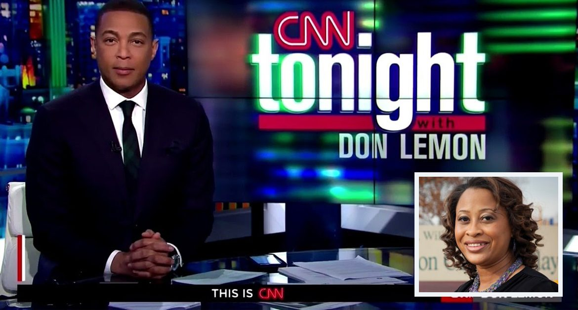 """CNN's Don Lemon Accidentally Opens Show With """"Hi, Mom"""" as Ratings Hit Record Low"""