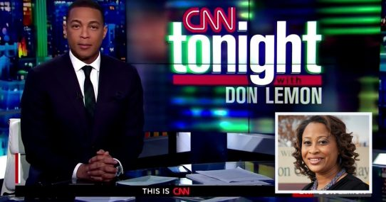 "CNN's Don Lemon Accidentally Opens Show With ""Hi, Mom"" as Ratings Hit Record Low"