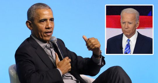 Obama Urges Biden To Drop Out of Race So Democrats Can Nominate a Woman or Another Man