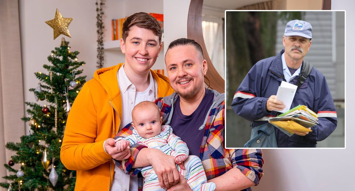 Female Man-Woman Gives Birth to Partner's Bi-Gender Trans-Woman's Sperm Donor's Mailman's Child