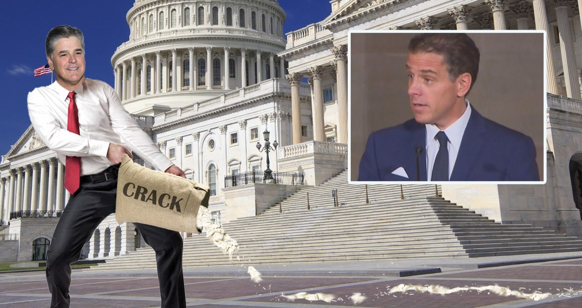 Sean Hannity Skillfully Persuades Hunter Biden to Washington to Take Witness Stand
