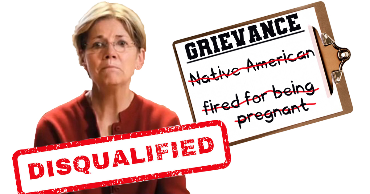 As another victimhood claim falls through, Elizabeth Warren fails to qualify for next Dem debate