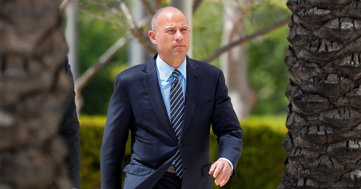 Michael Avenatti Officially a Criminal, Clears Final Step to Become Democrat Presidential Candidate