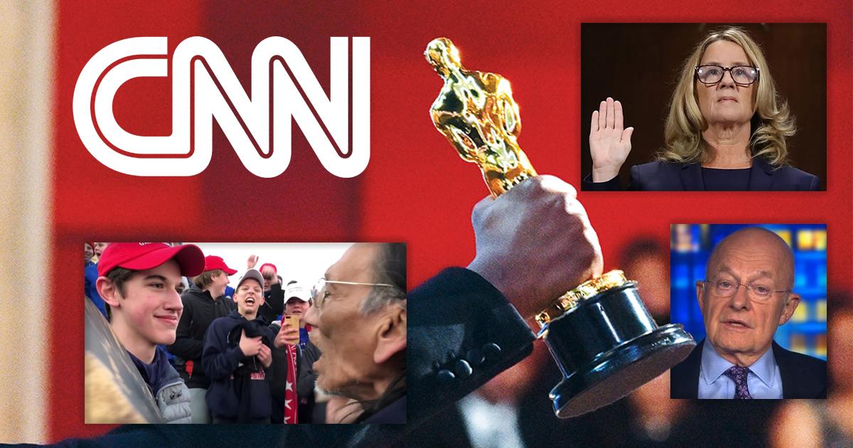 CNN Wins Oscar For Best Original Editing