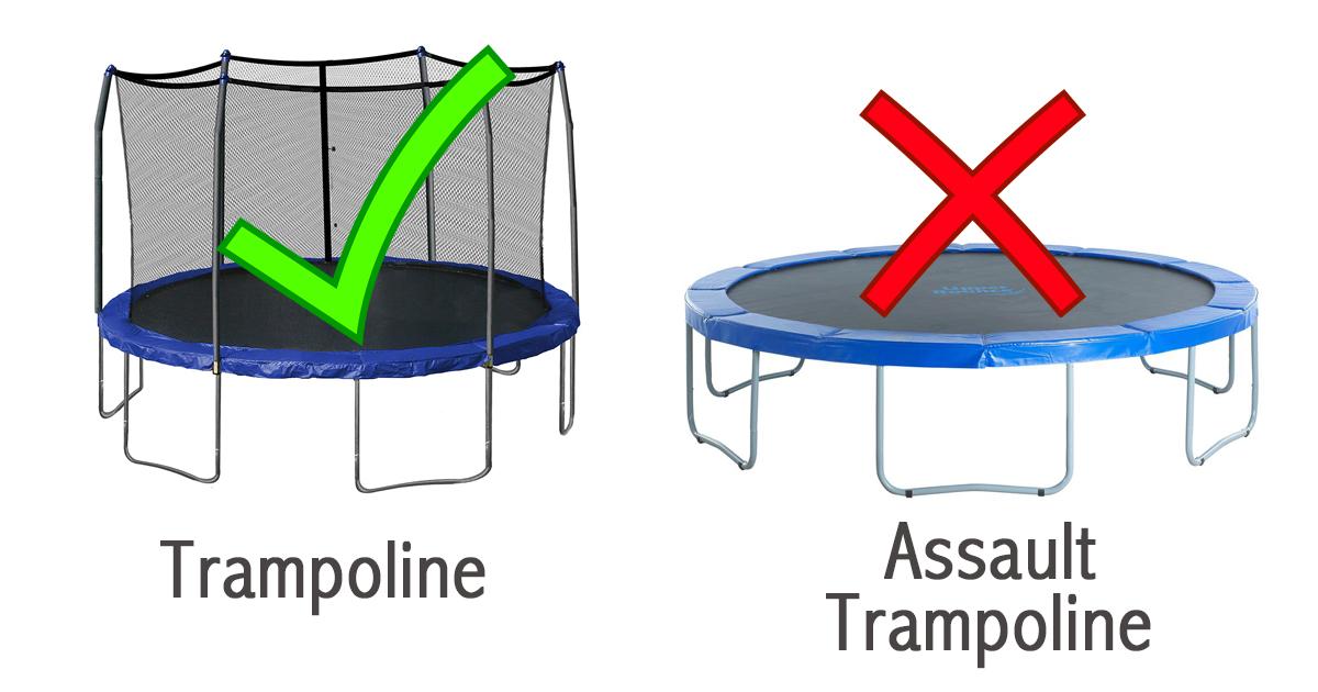 Democrats Introduce Bill Banning Assault Trampolines