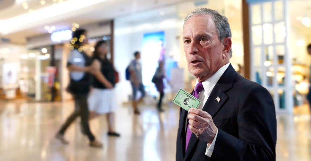 Hearing Billionaires Can Buy Elections, Michael Bloomberg Seen Looking for Someone to Take Payment