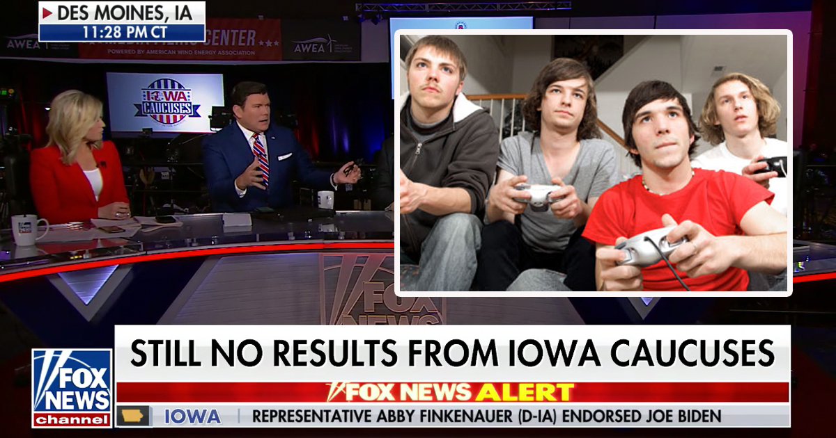 Democrat Party Accidentally Hires Democrats to Count Iowa Votes, All Fail to Show Up to Work