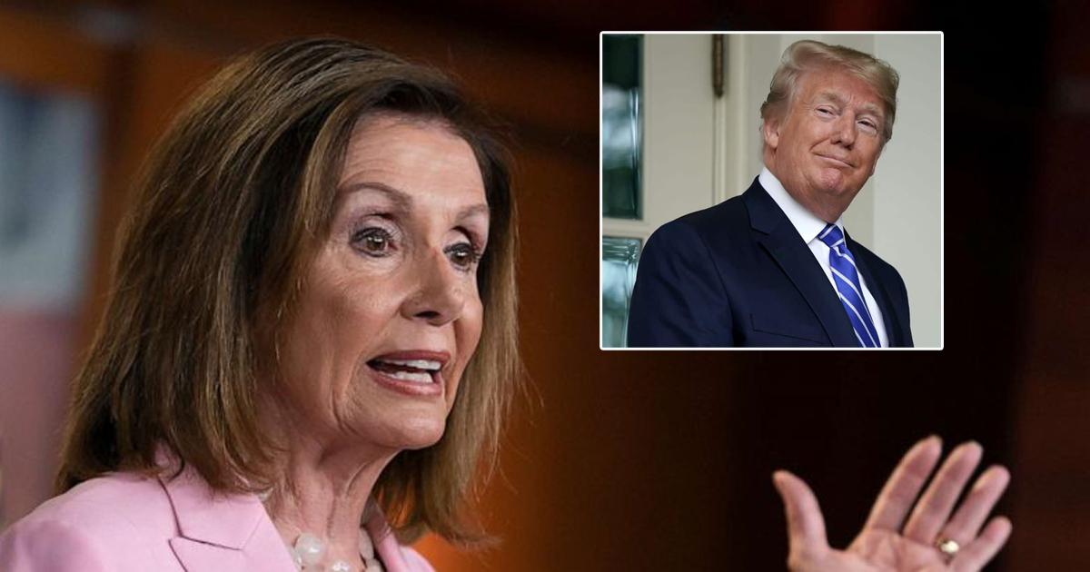 Democrats Now Demand Trump Label His Impeachment a 2020 Campaign Expense