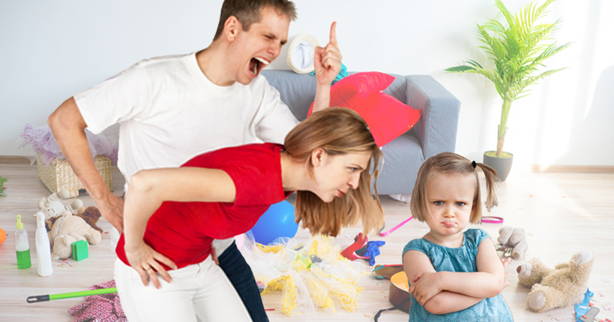 Progressive Parents Threaten to Take 1 Year Off Earth's 12-Year Habitability if Toys Not Picked Up