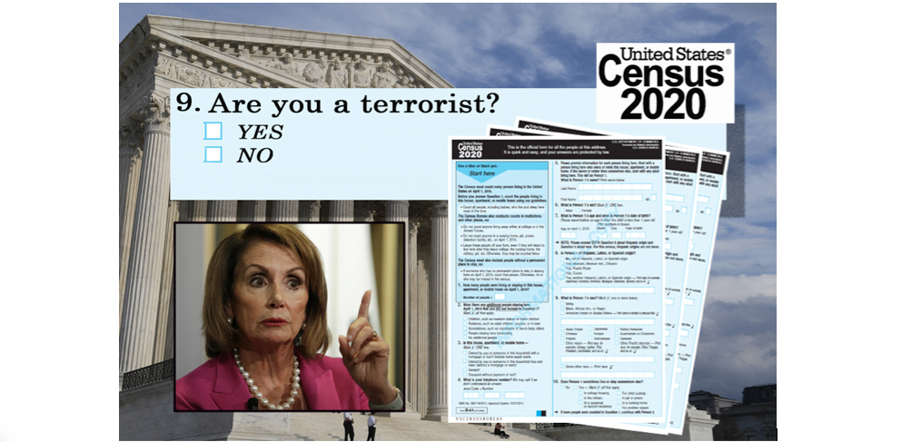 Democrats Furious About Question #9 In Upcoming Census