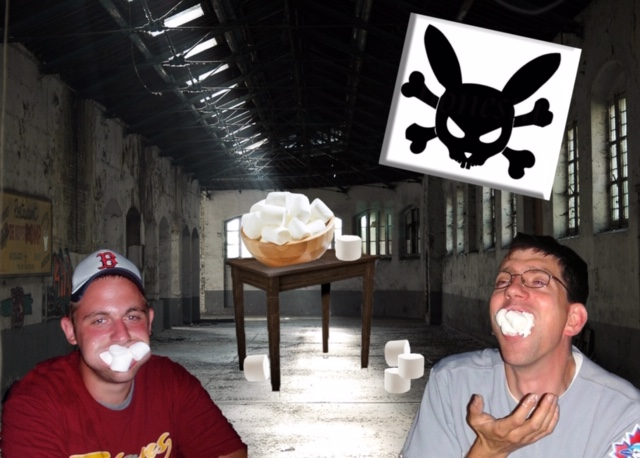 Exclusive: Chubby Bunny Still Being Played In Underground Youth Groups