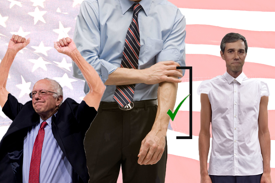 Democrats Know: Blue-Collar Voters Will Vote For Whoever's Sleeves Are Rolled Up Highest