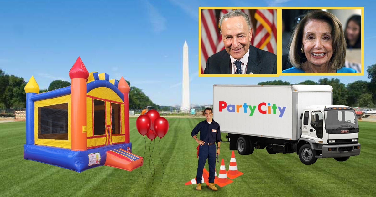 Democrats Well Prepared For Huge Block Party Should Trump's Economy Slow