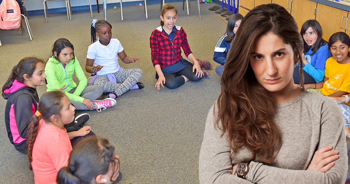 Portland 2nd Grade Teacher Reassigns All Students' Genders Duck Duck Goose-Style