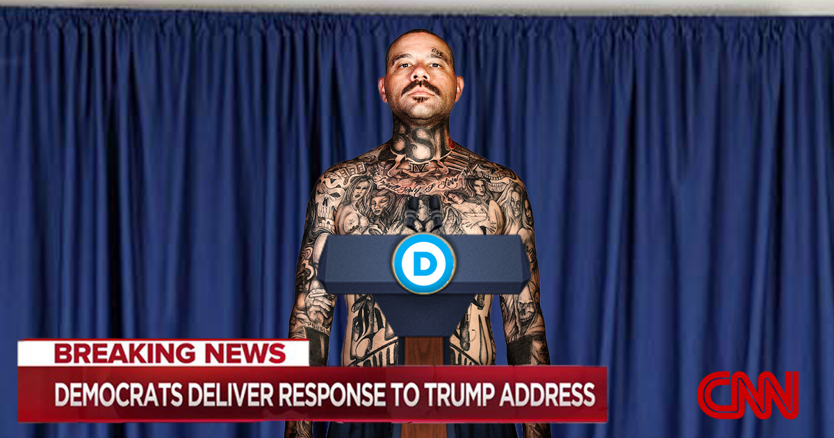 Democrats Ask MS-13 Gang Member to Give Response to Trump's State of the Union Address