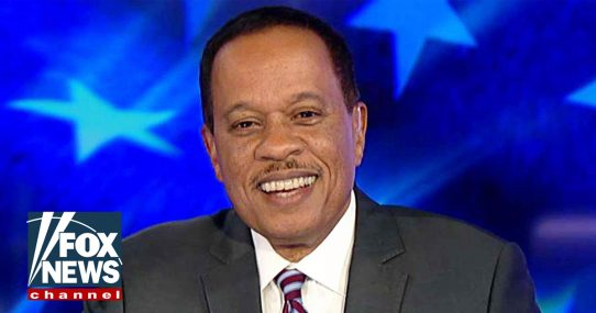 Juan Williams Renews Deal With Fox News to Be Complete Idiot For 5 More Years