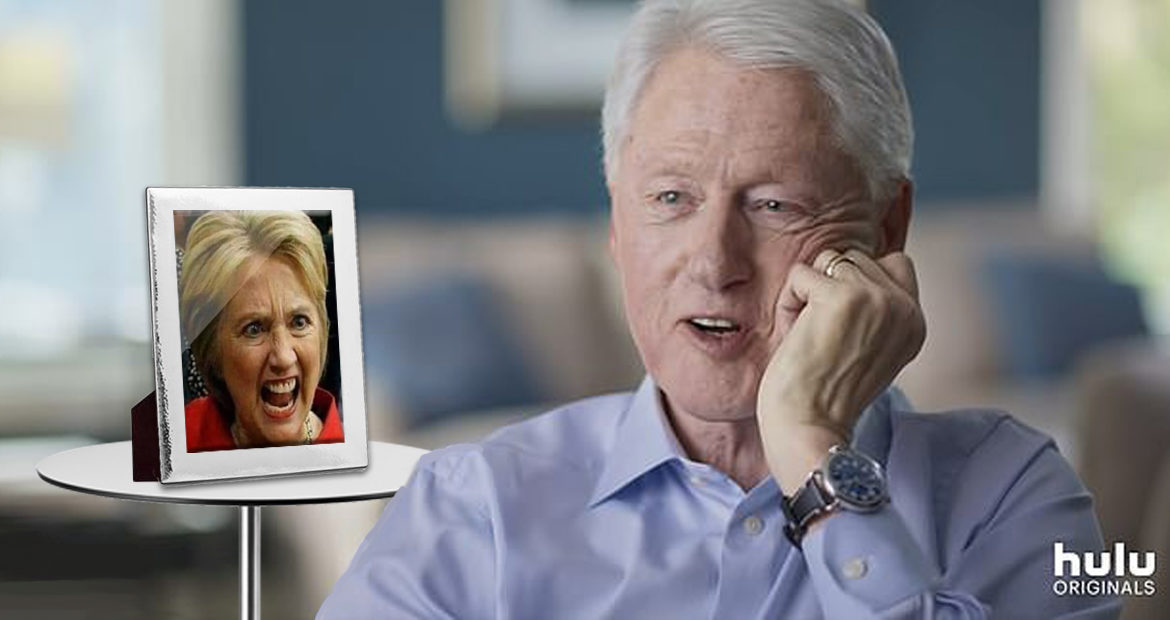 Odd: Approval Rating of Bill Clinton's Affairs Continue to Climb
