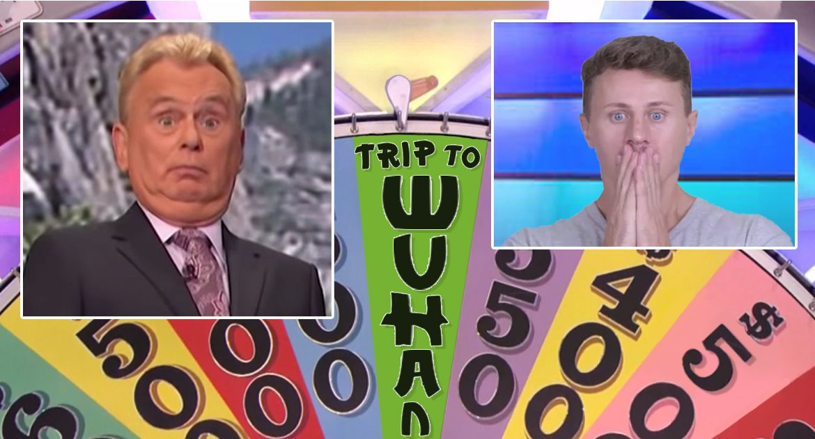 Disaster Strikes Wheel Of Fortune Contestant