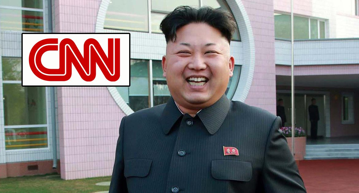 Because CNN Reported He Was 'Seriously Ill', Kim Jong-Un Believed To Have Clean Bill Of Health