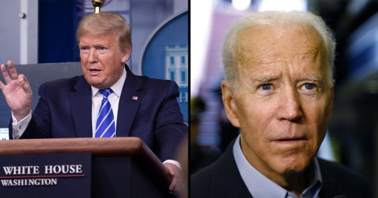 Media Thoroughly Explain How A President Shouldn't Say Dumb Things, Forgets They Support Joe Biden