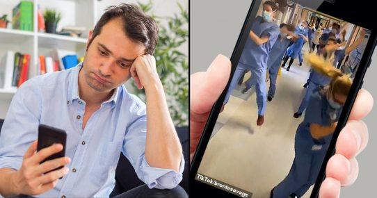 Bankrupt Business Owners Take Comfort In Nurses Dancing In Empty Hospitals