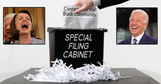 Democrats Place List Of Black Voters' Concerns In Special Filing Cabinet
