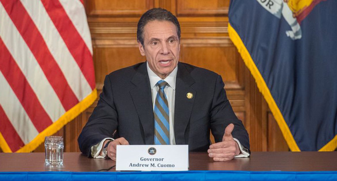 Andrew Cuomo On His Handling of NY: 'There's Still A Few People Alive, Aren't There?'