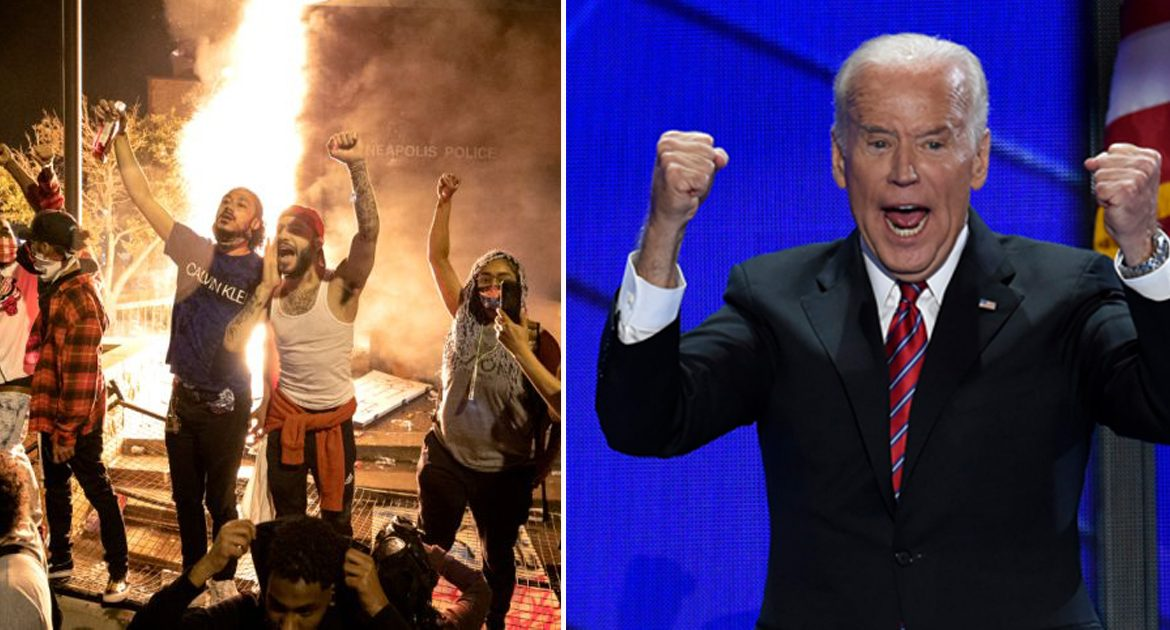 DNC: Riots Are Because America's Youth Are So Anxious To Vote For Joe Biden