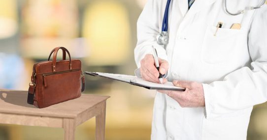 Report: All Briefcases Now Being Included In Total Number Of Virus Cases