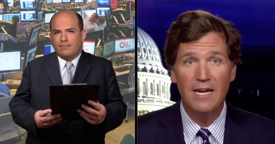 CNN: As Tucker Carlson's Ratings Continue To Climb, So Do Odds That He Committed Sexual Assault
