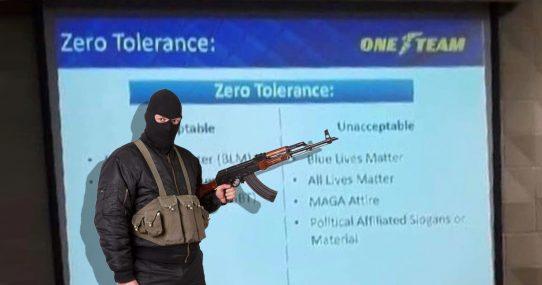 Al-Qaeda Asks To Borrow Goodyear's HR PowerPoint
