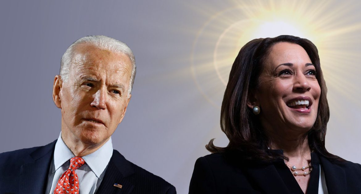 Tired Of Hearing He'd Not Really Be The President If Elected; Biden Picks Someone As Stupid As Him