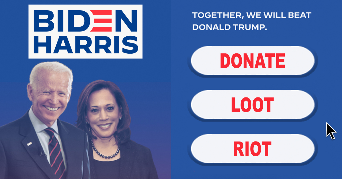 Biden Website Expands Ways For Supporters To Contribute