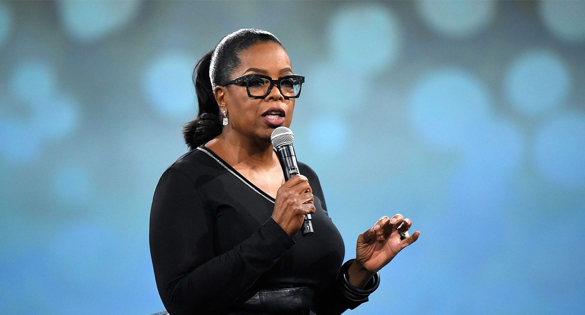 Oprah Decries White Privilege After Learning About Some Money That's Not Hers