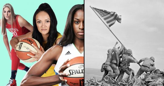 WNBA Players Issue Ultimatum To American People: 'It's Either Us Or The Flag'